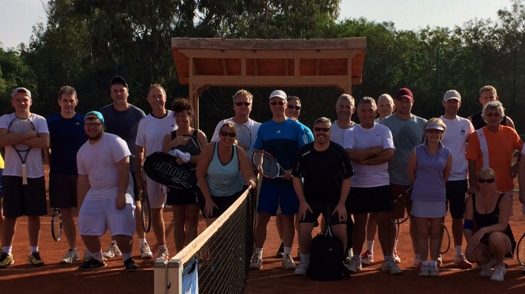 La Manga Tennis Group